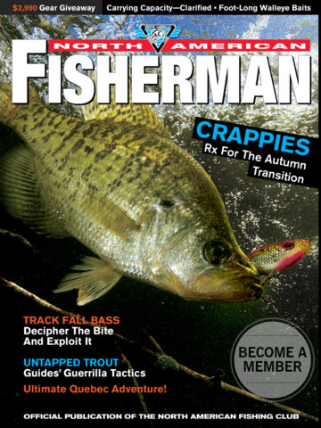 North American Fisherman Magazine north american whitetail
