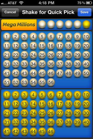 Lotto Pro - PowerBall & Mega Millions Lottery Results 2.0