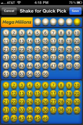 Lotto Pro - PowerBall & Mega Millions Lottery Results 2.0