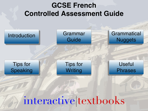 aqa english controlled assessment rules GCSE French Controlled