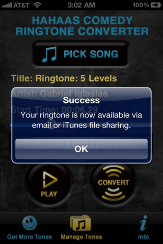 Ringtone Converter - Make Unlimited Free Ringtones