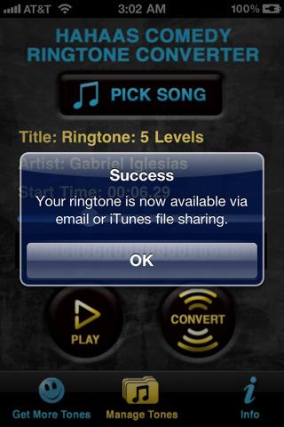 Ringtone Converter - Make Unlimited Free Ringtones