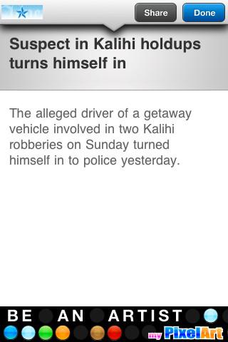 Honolulu Star-Advertiser Breaking News
