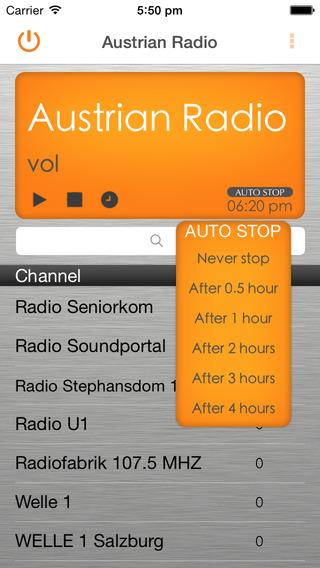Austrian Radio austrian air