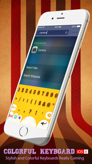 Style Keyboard Color smartphones with keyboard