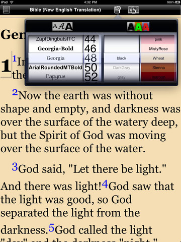 holy bible easy read version download