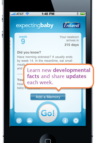 ExpectingBaby by Enfamil® Pregnancy Journal