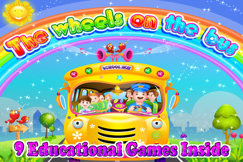 The Wheels on the Bus - All In One Educational Activity Center and Sing Along 1.0