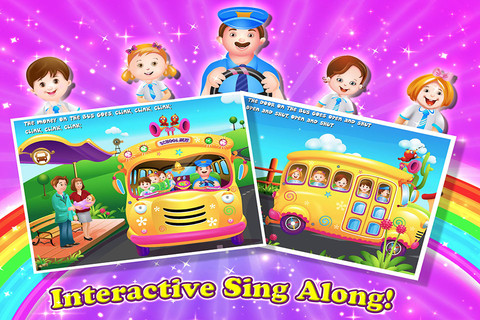 The Wheels on the Bus - All In One Educational Activity Center and Sing Along
