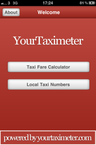taxi fare estimator driverlayer search engine. Black Bedroom Furniture Sets. Home Design Ideas