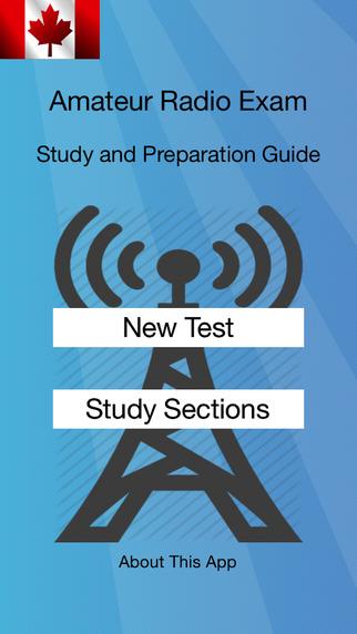 Radio amateur exams online practice