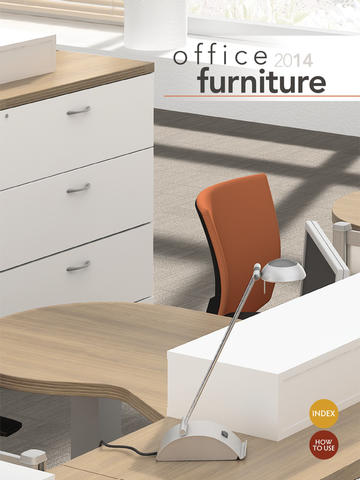 WPF 2014 Catalog office furniture cincinnati