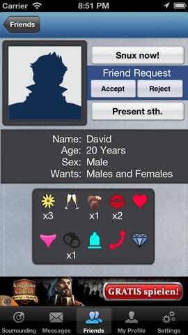 Snux - Datefinder