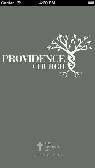 Providence Church mychart providence