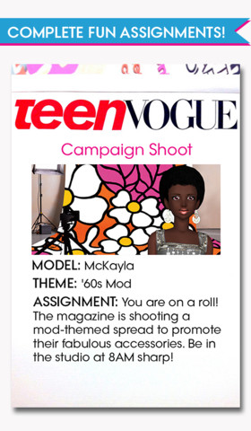 Teen Vogue Me Girl