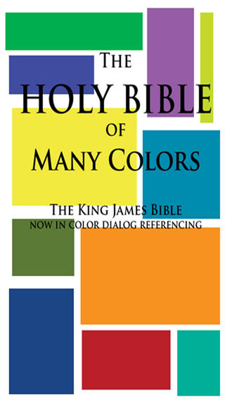 Bible of Many Colors vocation in the bible