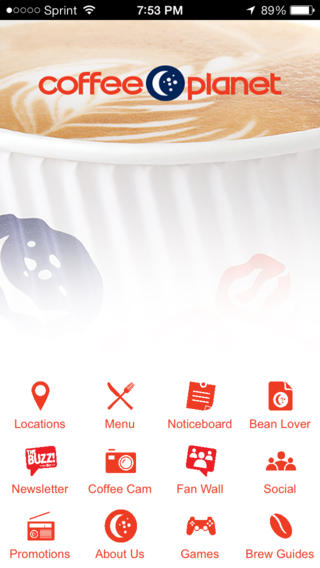 Coffee Planet Bean Lover coffee lover gamertag