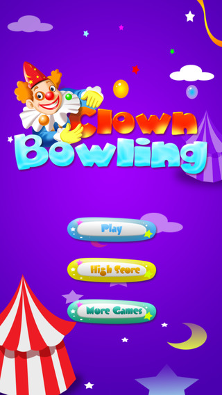 Clown Bowling PRO - Skee Ball Style Arcade Bowling Knock Down Challenge bowling equipment auction