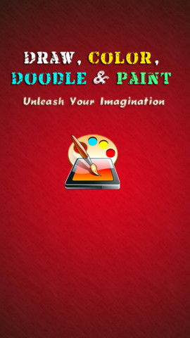 Draw Color & Paint - Fun doodle sketching and picture brush painting