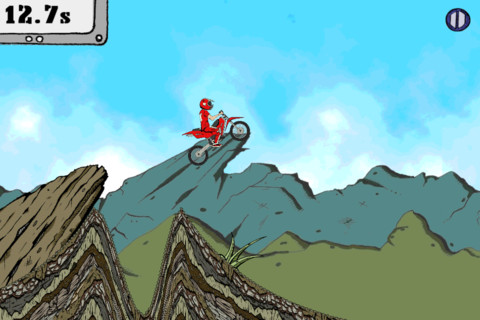 Motocross Sniper: Extreme Paintball Sports paintball sniper