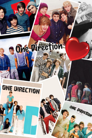 One Direction Wallpapers and Background 1.0