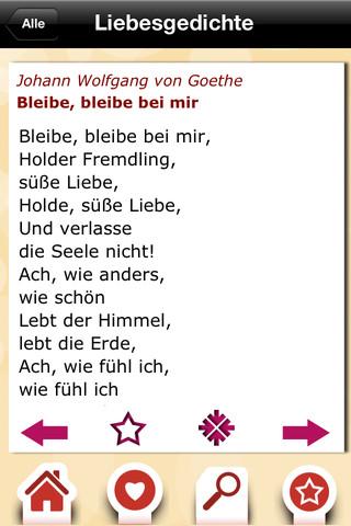 250 liebesgedichte die romantischsten und sch nsten appcolt - Weihnachts liebesgedichte ...