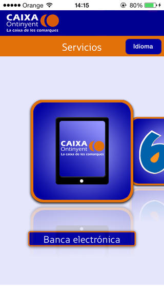 Caixa ontinyent 1 0 app for ipad iphone finance app for Caixa oficina internet