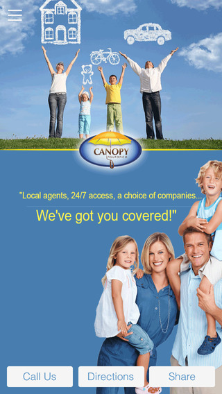 Canopy Insurance triple canopy