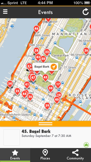 Blockscouter - Uptown NYC, Find events and places around Central Park, Upper West Side, Upper East Side, Lincoln Center, American Museum of Natural History, Guggenheim Museum, Metropolitan Museum of Art and during Marathon and Thanksgiving day parade. smithsonian museum