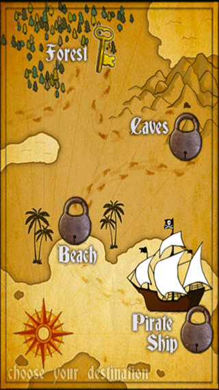 Skeleton keys. Find your keys to unlock treasure islands in fl keys