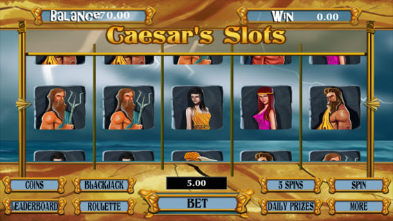 Ace Slots of the Roman Caesars Empire (win 777 Jackpot progressive)- Fun Slot Machine Games Free slot games caesars empire