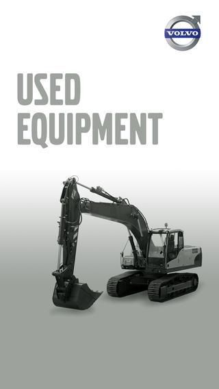 Volvo Construction Equipment, Sales Region EMEA Used Equipment bowling equipment auction
