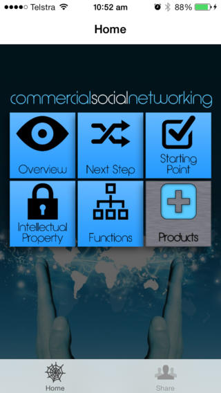 Commercial Social Networking pros of social networking