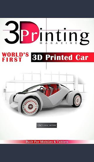 3D Printing Magazine: Essential News on trends and developments in additive manufacturing for home, business and creative design. vista printing business cards