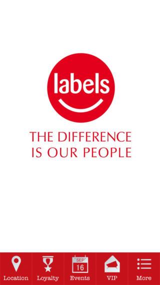 Labels. printing labels