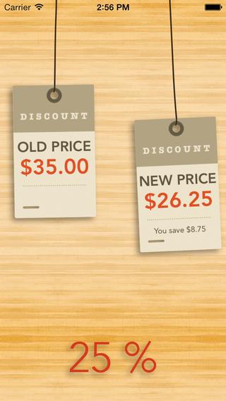 Discount discount