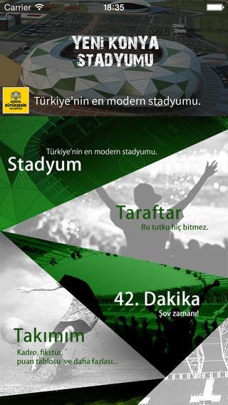 Konya Stadyumu konya