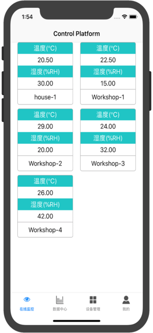 Control Platform xingping guangxi