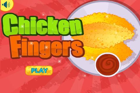 Chicken Fingers Free