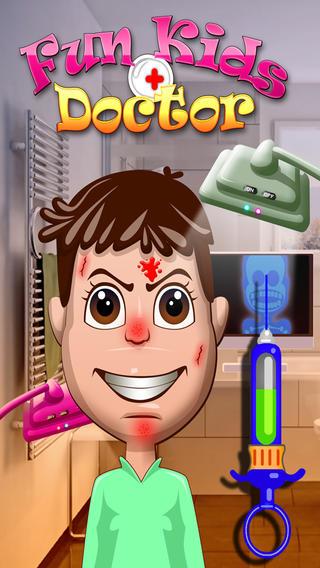 Ace Fun Kids Doctor - Fun Games for Boys and Girls games fun