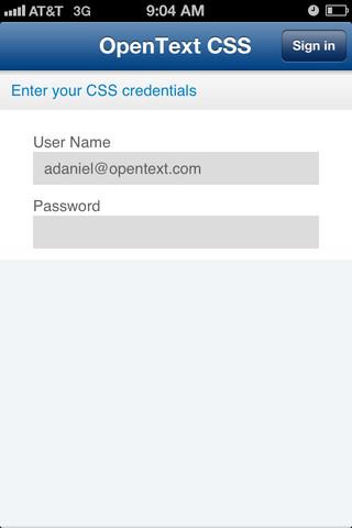 OpenText Customer Self Service customer service jobs