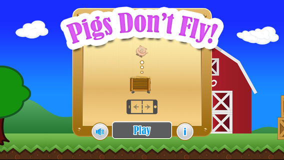 Pigs don`t fly