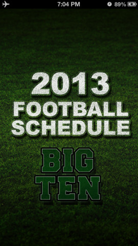 2013 Big Ten College Football Schedule college football bowl projections