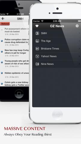 Australia News -Best News Reader in OZ news reading app