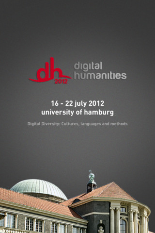 DH2012 importance of humanities