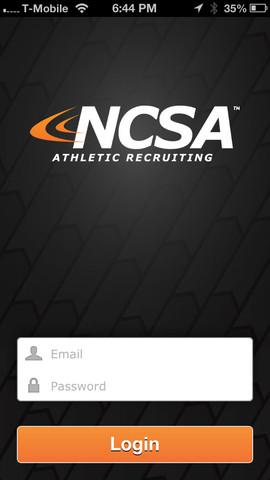 NCSA RMS edit my account profile
