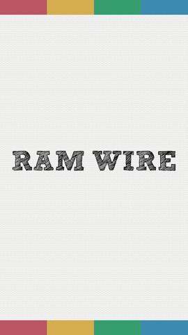 RAM WIRE ram trucks
