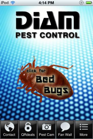 Diam Pest Control pest control equipment