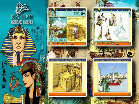 Dzieje Ludzi - Egipt