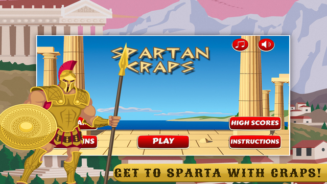 Spartan Craps Table HD - Beat the Odds To Become The Dice Masters dice masters